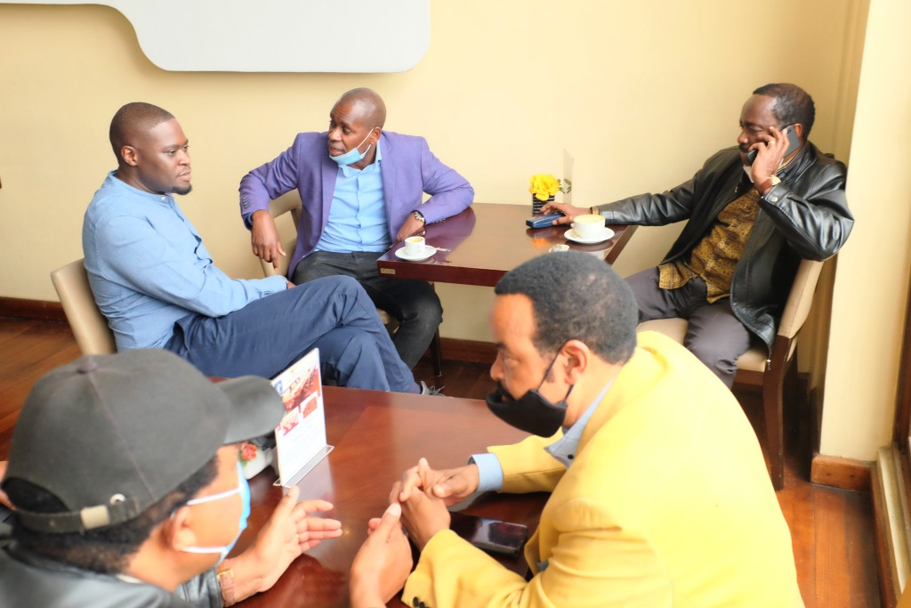 Kalonzo Musyoka meet the people tour