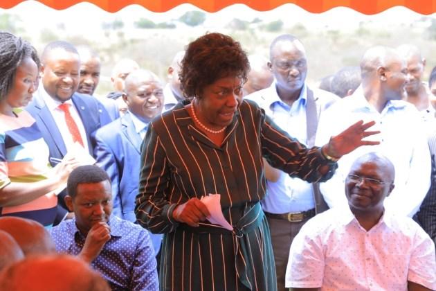 Kitui County Governor Mama Ngilu