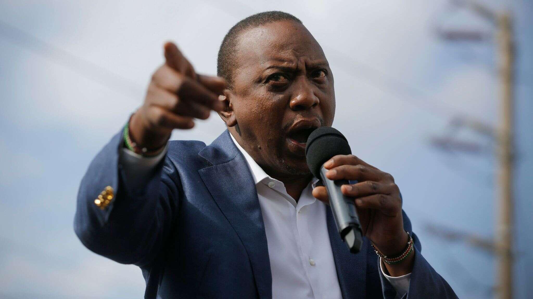 President Kenyatta says he has not abandoned His Dp RUTO